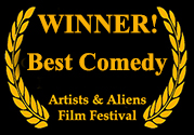 Artists & Aliens Film Festival Win Laurel