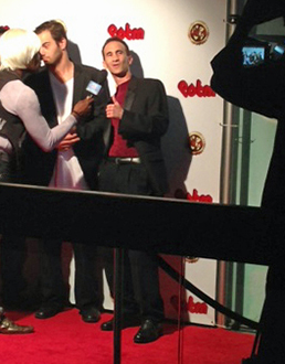 EOTM Awards Red Carpet Interview