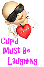 Cupid Must Be Laughing poster